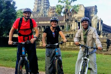 2-Day Angkor Bicycle and Tuk Tuk Tour