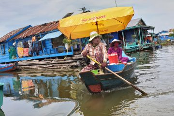 Phnom Kulen & Chong Kneas Floating Village Tour