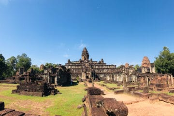 4-Day Angkor Wat, Grand Circuit, Roluos Group, Banteay Srei and Beng Mealea Tour