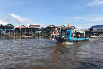 3-Day Siem Reap Angkor and Floating Village