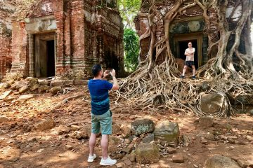 3-Day Angkor Wat, Koh Ker and Preah Vihear Tour